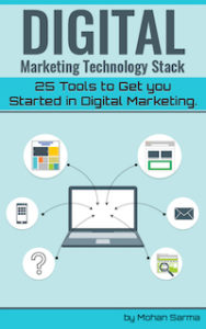 Digital Marketing Technology Stack, cover image