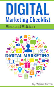 Digital Marketing Checklist brand