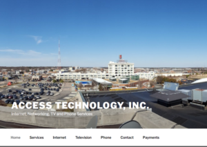 Access Technology website