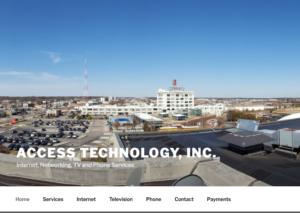 Access Technology website