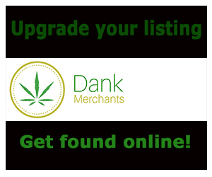 Dank Merchants cannabis directory