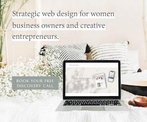 Kate Scott web design